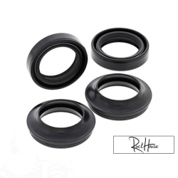Fork Oil Seal with Dust Seal All Balls Honda Grom
