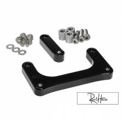 Headlight Lowering Bracket Composimo Black