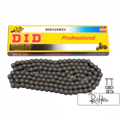 Chain D.I.D 420 NZ3 Black