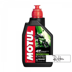 Motul 4T Oil Scooter Power MA 10W40 Technosynthese (1L)