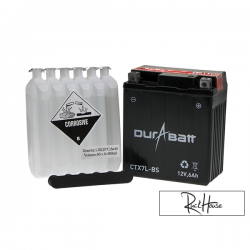 Battery Durabatt YTX7L-BS Sealed