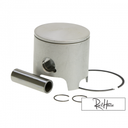 Piston MHR Team Testa Rossa 94cc 13mm (Flanged Mount)