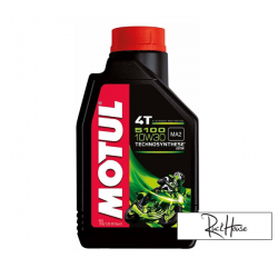Motul 4T Oil 5100 ESTER 10W30 Technosynthetic (1L)