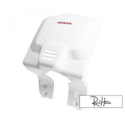 Front Battery Box Cover White (Honda Ruckus)