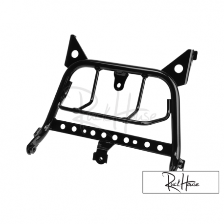 Headlight Bracket Black (Honda Ruckus)