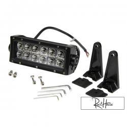 Front Light Ruckhouse Led 6.5'' with bracket Honda Ruckus