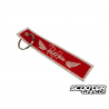 Keyring Ruckhouse Red