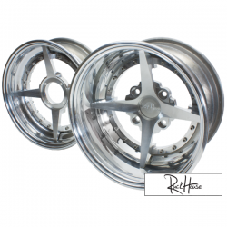 Fatty Wheel Ruckhouse Mancave 13'' 2 Pieces