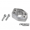 Angled Clocking Flange Ruckhouse Aluminium For GY6 150cc Engine