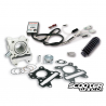 Cylinder kit with CDI Malossi I-Tech V2 70cc Bws / Zuma / C3 50F (4T)