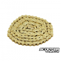 Chain Voca Racing 420 Reinforced 136 link Gold