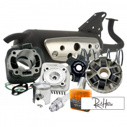 Engine Package Stage6 Streetrace 70cc & Silent Pro (Bws/Zuma)