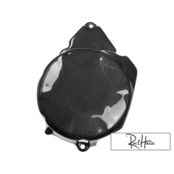 Engine Cover Carbon (Honda Grom)