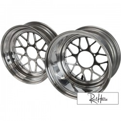 Wheel Set Ruckhouse CCW8 (13x6-12x4)