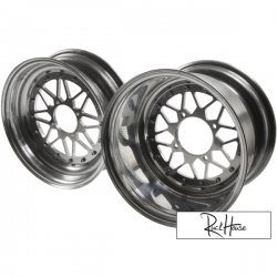 Wheel Set Ruckhouse 8-Spoke V2 (13x6-12x4)