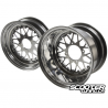 Wheel Set Ruckhouse CCW10 (13x8-12x4)