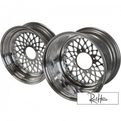 Wheel Set Ruckhouse Supermesh (13x8-12x4)