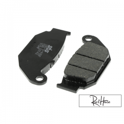 Rear Brake Pads SBS 915HF Ceramic (Grom)