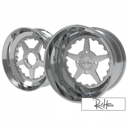 Wheel Set Ruckhouse 5-Star CNC 2-Piece (13x8-12x4)