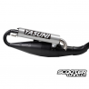 Exhaust Yasuni Z Black Edition Minarelli Vertical