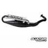 Exhaust system Yasuni R Piaggio Black Edition