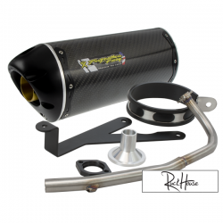 Exhaust Two Brothers Racing Bws/Zuma 50 (Carbon)