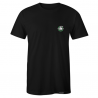 T-Shirt Scooter Tuning Corporate Slim fit Black