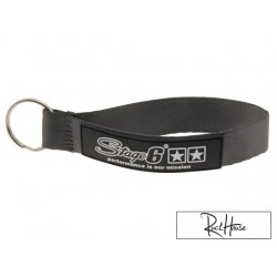 Lanyard Stage6 black/white
