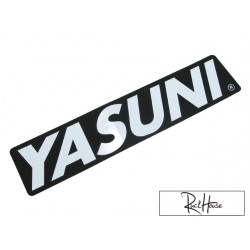 Sticker For Yasuni Exhaust