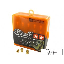 Carburettor jet kit Stage6 4mm 60-80