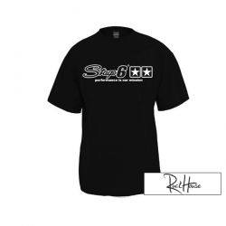 T-Shirt Stage6 Black