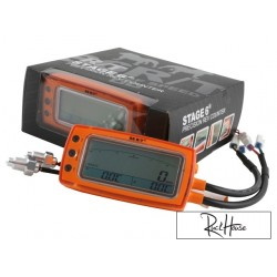 Rev counter Stage6 R/T orange