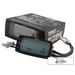 Rev counter Stage6 R/T black