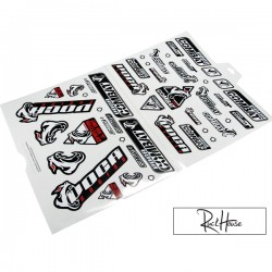 Sticker Set VOCA Racing