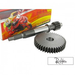 Primary gear kit Malossi 14/39 (Piaggio)