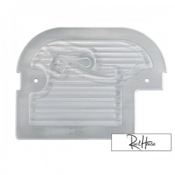 Tail Plate Cover rPRO Aluminium