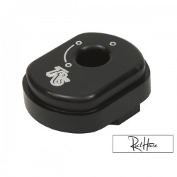 Key Ignition cover TRS Billet CNC Black
