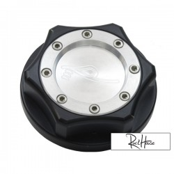 Step-Tone Keyless Gas Cap rPRO Black/Alu