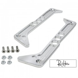 Billet Step Rails rPRO Aluminium