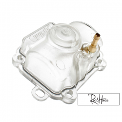 Polini float bowl transparent (CP)