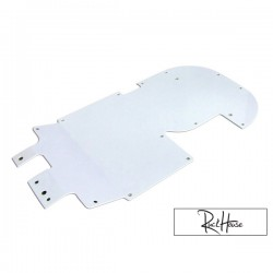 NCY Luggage Board White Honda Ruckus