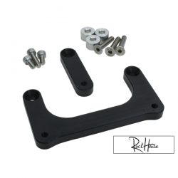 Headlight Lowering kit TRS Bolt-On Black