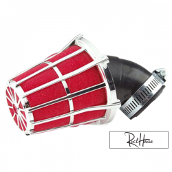 Airfilter Tun'r Adjustable Chrome