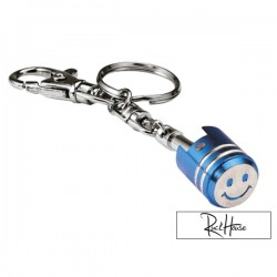 Keyring tun'r Piston blue