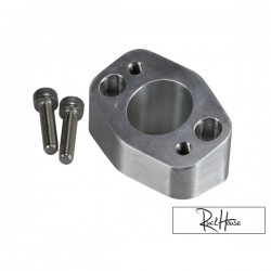 Angled Clocking Flange TRS Aluminium for GY6 125-150cc