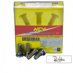 Brake Disc Screw NCY Electroplated (3)