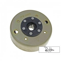 Rotor for 8 coil alternator for GY6 125-150cc