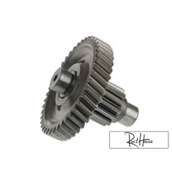Counter shaft gear assembly 13/42 for GY6 125-150cc