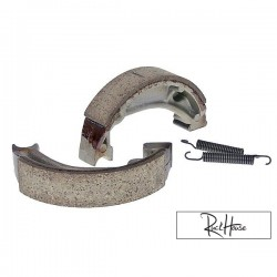 Replacement Brake Shoes Honda Ruckus / Dio / Elite
