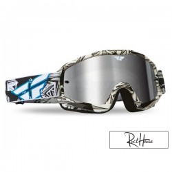 Goggle Fly Zone Pro Black/White